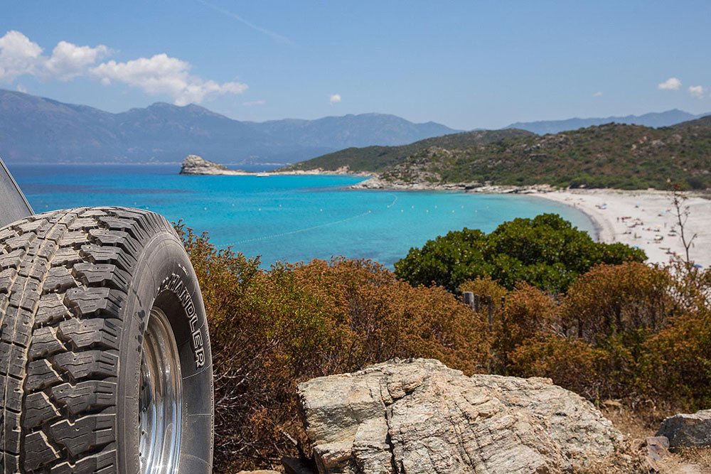 Navettes Saleccia Off Road : Tour 4